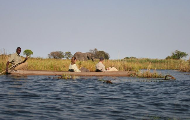 Pom Pom Camp | Luxury Travel | Botswana