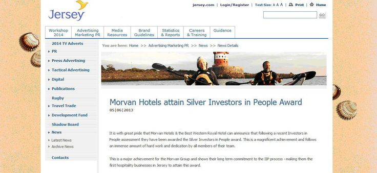 Morvan Hotels attain Silver Investor in People award