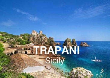 Sailing in Trapani, Sicily, Italy
