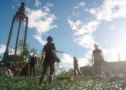 Ver Final Fantasy XV sería mejor en PC