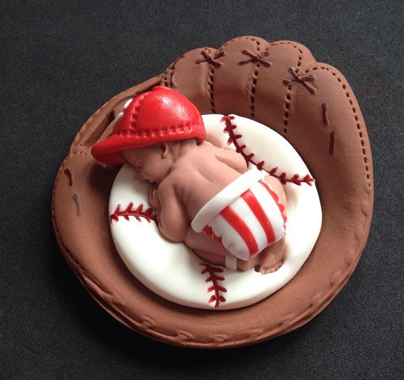 17 Best Ideas About Cincinnati Reds Cake On Pinterest