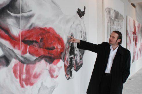 Ausstellungstipp: Jirí Straka - Zartes Grauen