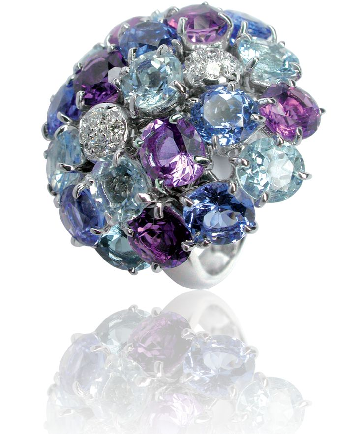 "Famous Tanzanite: 17 Best Images About """"""JEWELRY COLLECTIONS"""""" On"