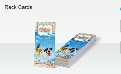 #Rack_Cards are a #printed tool that provides your information at a glance and in multiple copies, so that is is easy for people to take one.  http://www.blackpineprinting.com/products/rackcards