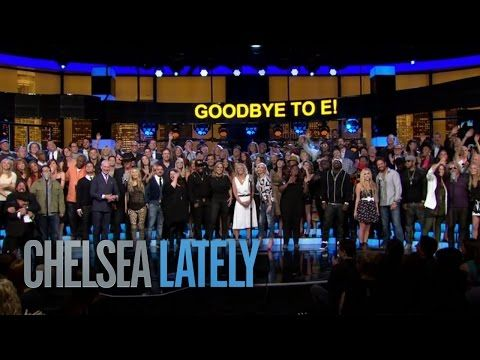 A Ton Of Random Famous People Sang Farewell To Chelsea Handler