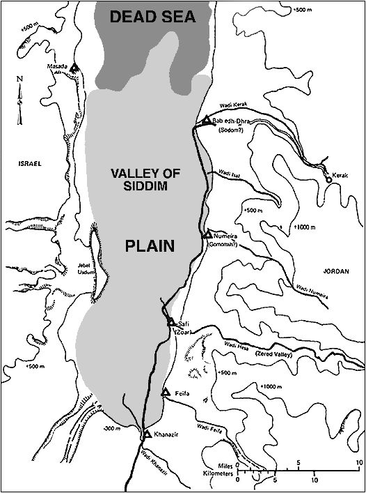The Discovery of the Sin Cities of Sodom and Gomorrah. Mystery of History Volume 1, Lesson 13 #MOHI13