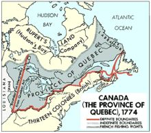 Canada, after continuing friction between British rulers and French inhabitants, formed a federal system, with the majority of the French residing in Quebec.