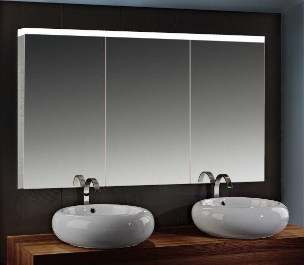 Spiegelschrank mit 3 Türen