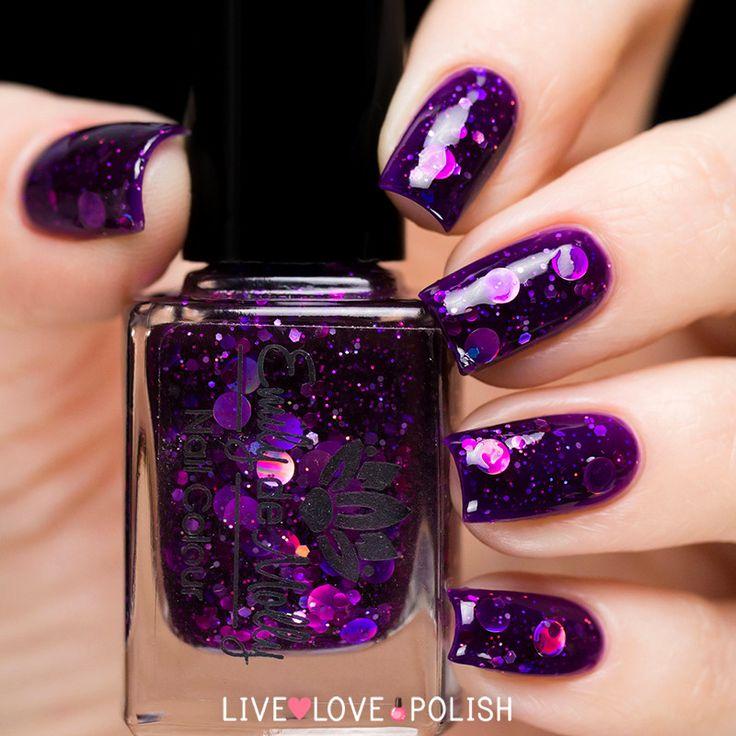 362 best Nail Polish & Nail Designs images on Pinterest   Nail ...