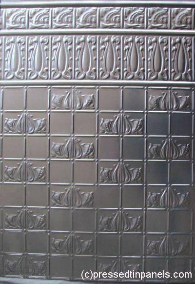 Pressed Tin Panels - Splashback, Wall & Ceiling Panels, wall panel