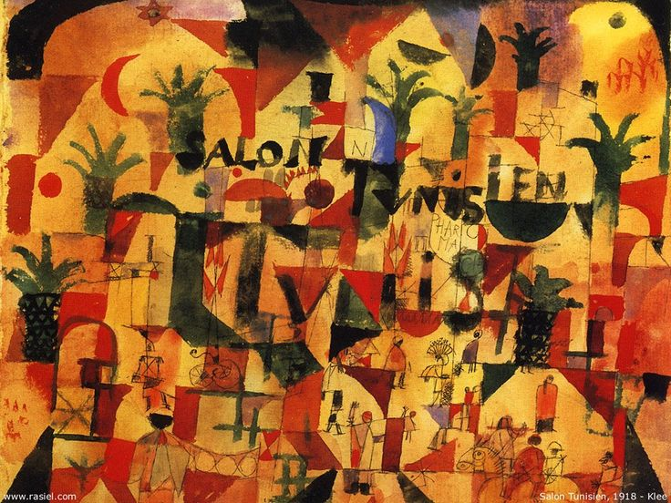 17 best images about paul klee on pinterest artistic for Abstract salon of the arts