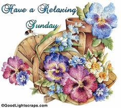 Image result for good morning sunday blingee
