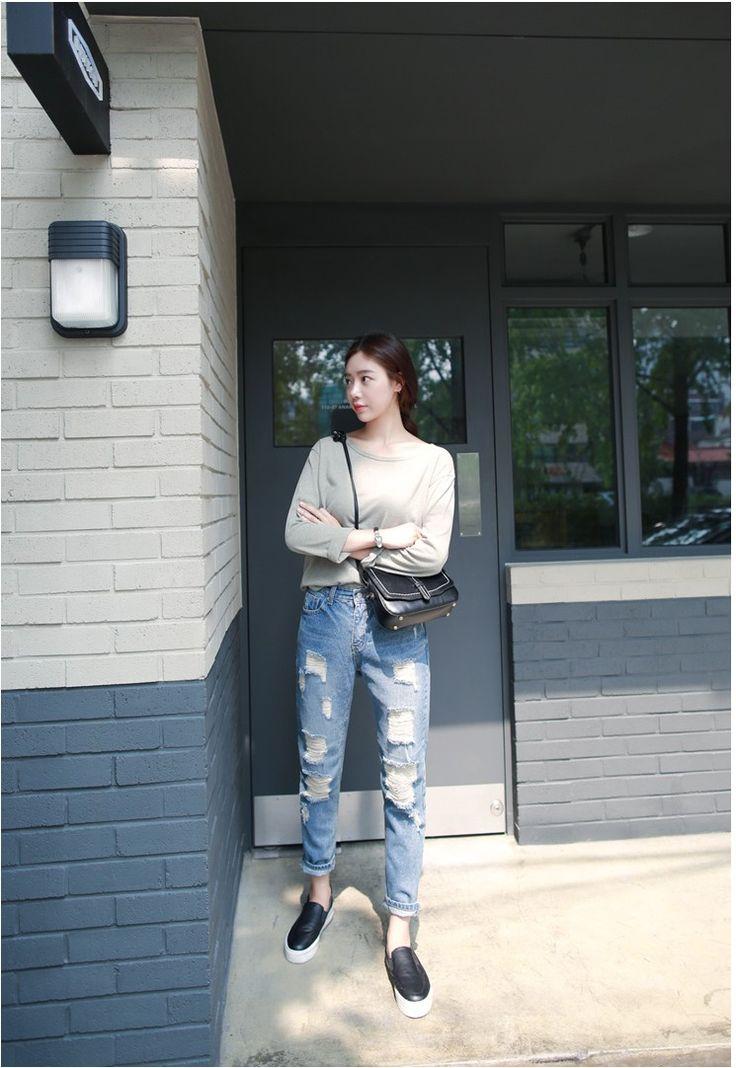 Ringa Vintage Baggy Pants | Korean Fashion