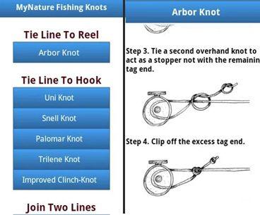 17 best ideas about fishing hook knots on