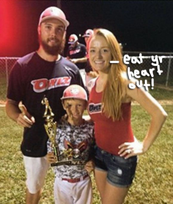 Teen Mom Maci Bookout Shows Off Incredible Post-Baby Bod Barely A Month After Giving Birth!