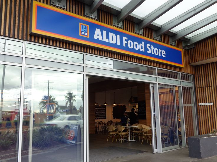 Aldi Food Store in Mordialloc