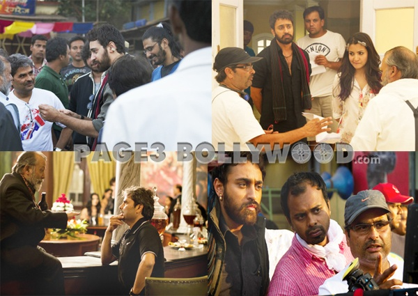 Ace filmmaker Vishal Bhardwaj's upcoming film Matru Ki Bijlee Ka Mandola is now all set to hit theaters on January 11. Today we brings to you an Exclusive pictures on-set of the film.