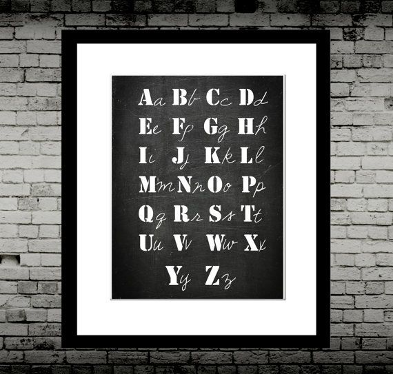 Industrial Alphabet - Children's Room Art, Nursery, Alphabet, Art , poster - Digital    Instant digital download in A4 size, watermark removed.      Also available printed on archival matt paper is larger sizes   ** see other listings ** | Shop this product here: http://spreesy.com/roundtheworldprints/38 | Shop all of our products at http://spreesy.com/roundtheworldprints    | Pinterest selling powered by Spreesy.com