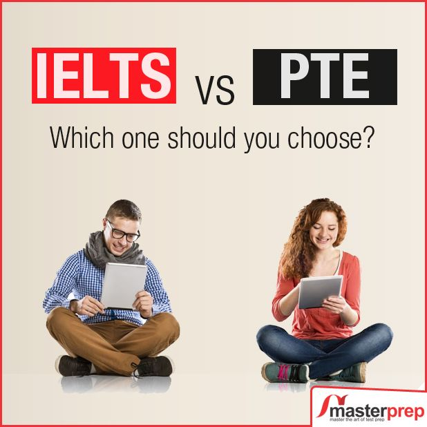 IELTS or PTE Academic - the questions haunts all those students who are planning for #OverseasEducation. While #IELTS is universally accepted, #PTEAcademic is also gaining in popularity and considered somewhat easy. But which #EnglishProficiencyTest should you take? Let the expert faculty of #MasterPrep help you take the right decision. Meet us for free counselling session. #Best_English_Training_Institute www.masterprep.in