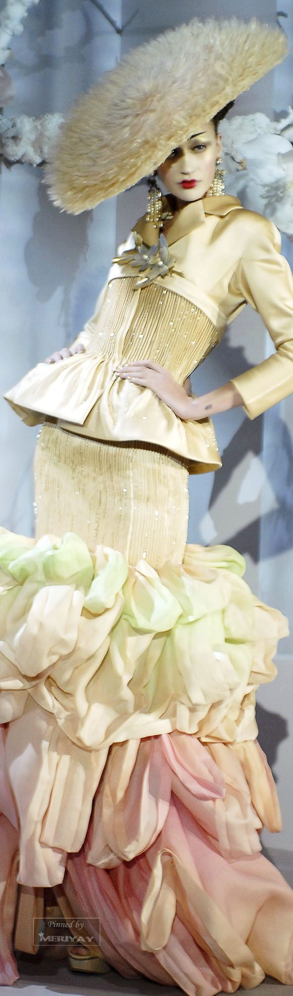 Christian Dior SS 2007 | House of Beccaria#