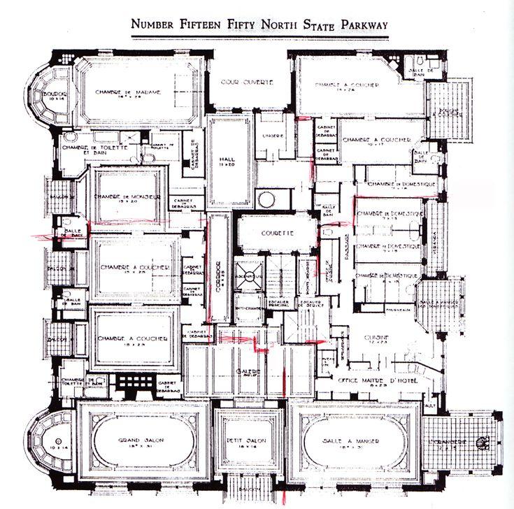 1550 North State Parkway Floor Plans