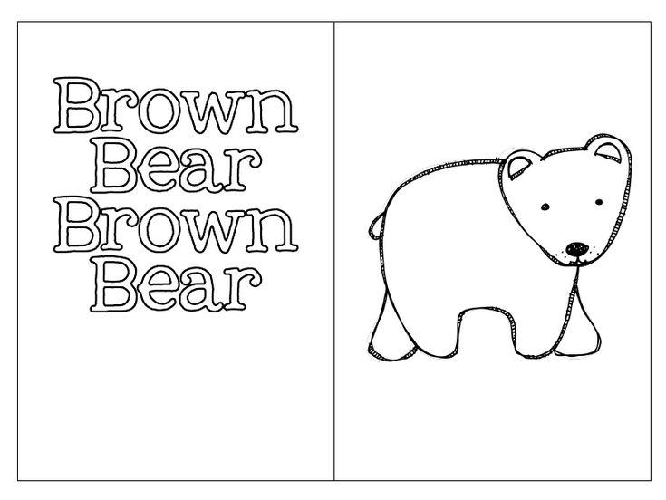70 Best Brown Bear November Images On Pinterest