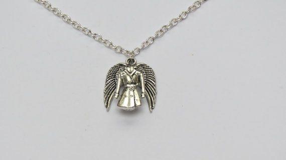 Übernatürliche Castiel Charms Halskette von FanFayreJewellery