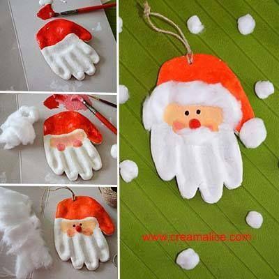 para hacer con nios en navidad