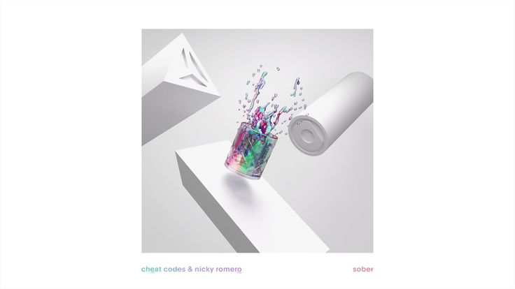 """Cheat Codes & Nicky Romero - """"Sober"""" [Official Audio]"""