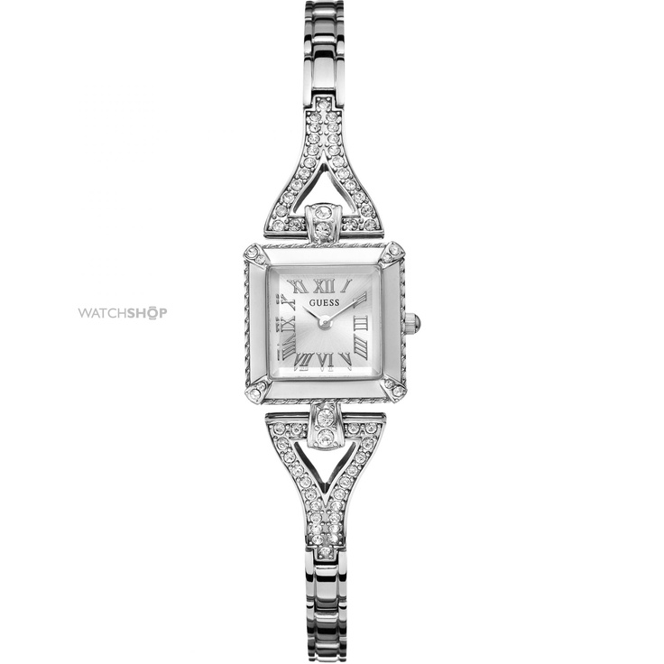 Ladies Guess Flawless Watch W0137L1