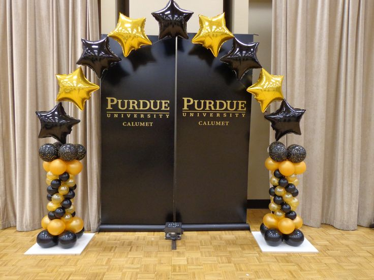 72 best images about graduation balloon ideas on pinterest for Arch decoration supplies