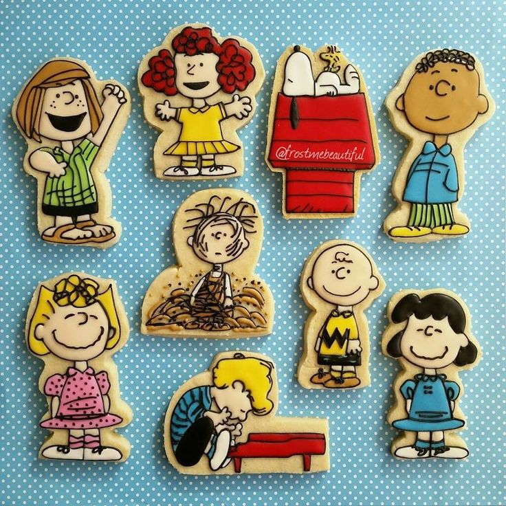 The Peanuts Gang: Frost Me Beautiful, facebook