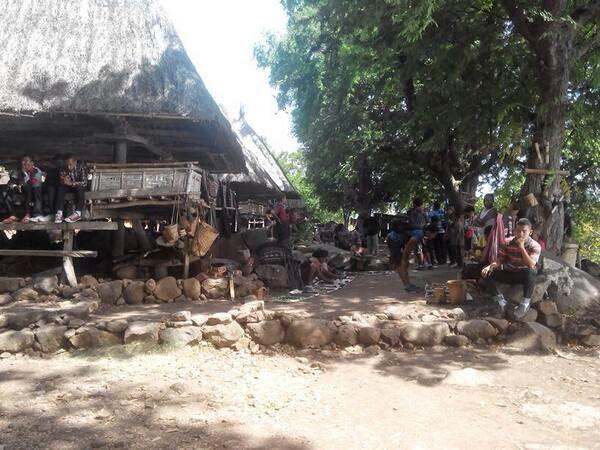 Lokasi Shooting Garuda 19 Movie: Desa Takpala, Alor, Nusa Tenggara Timur, Indonesia