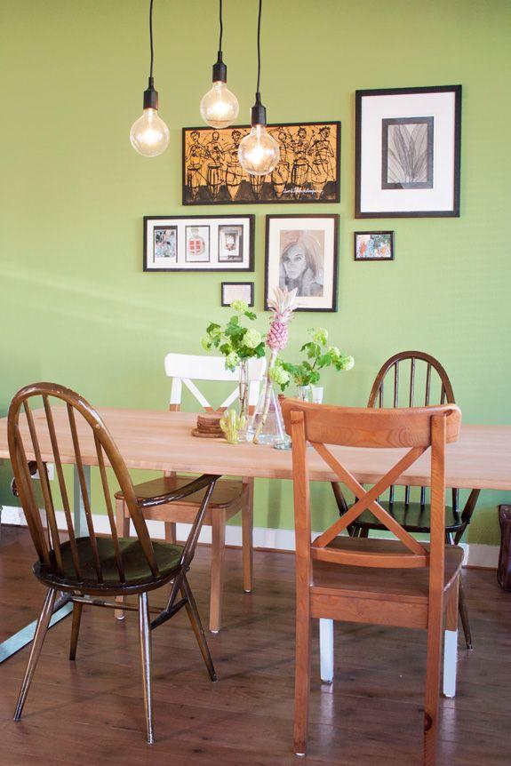 Reader's home - Jennifer and Hans' Amsterdamapartment - desire to inspire - desiretoinspire.net