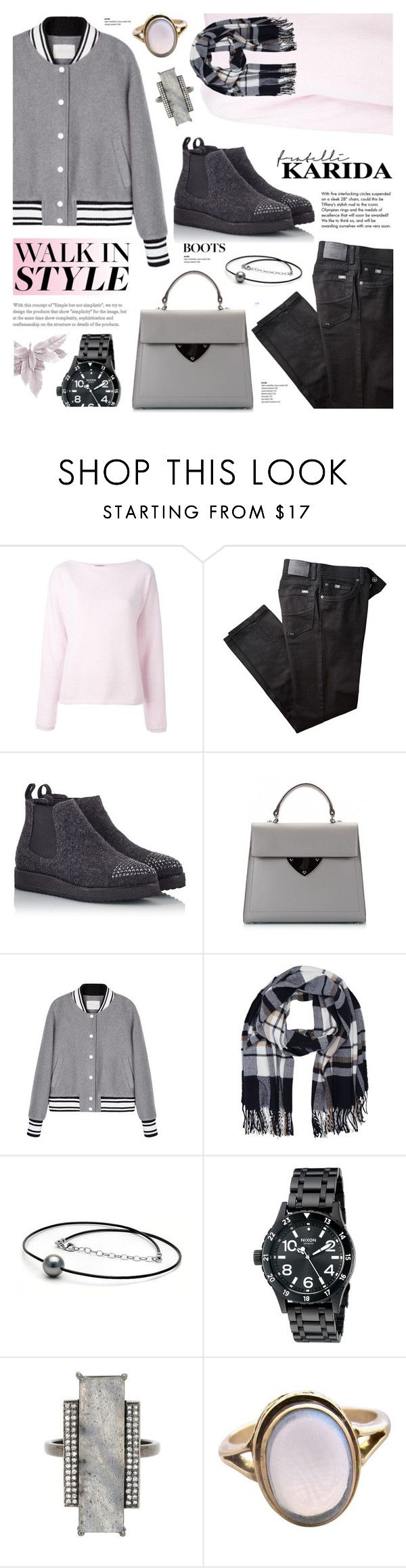 Chelsea Boots - Fratelli Karida 2 by cly88 on Polyvore featuring Balmain, BRAX, Eddy Daniele, Coccinelle, Nixon, ADORNIA, M&Co and Tiffany & Co.