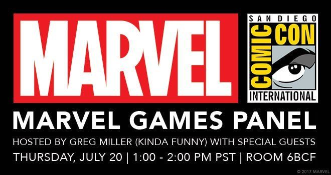 Greg Miller To Host Marvel Games Panel At SDCC