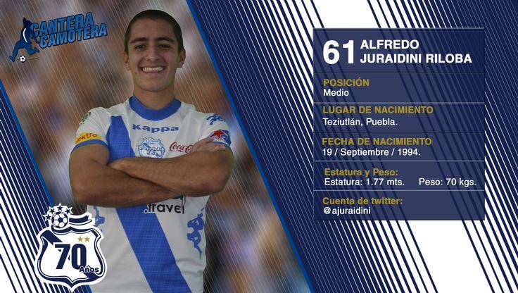 #61 Alfredo Juraidini