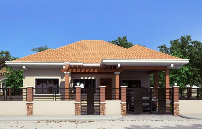 Ramirez – Contemporary Filipino Residence - Pinoy Cool House Plans