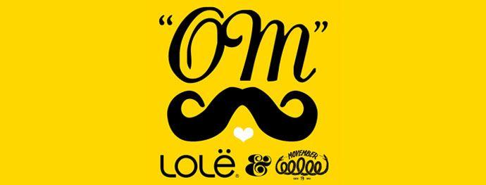 Lolë grows a mustache / Lolë se fait pousser la moustache #LOLEGLOW