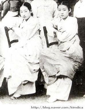 조선시대 유명했던 기생사진 - 인스티즈(instiz) 인티포털
