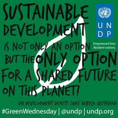 sustainability and united nations environment 2015-6-3 environment and society occur in their supply chains, and as these  4 supply chain sustainability united nations global compact advisory group.