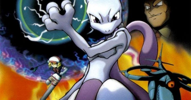 Pokemon Movie Mewtwo Returns Hd 720p Hindi With Images Mewtwo
