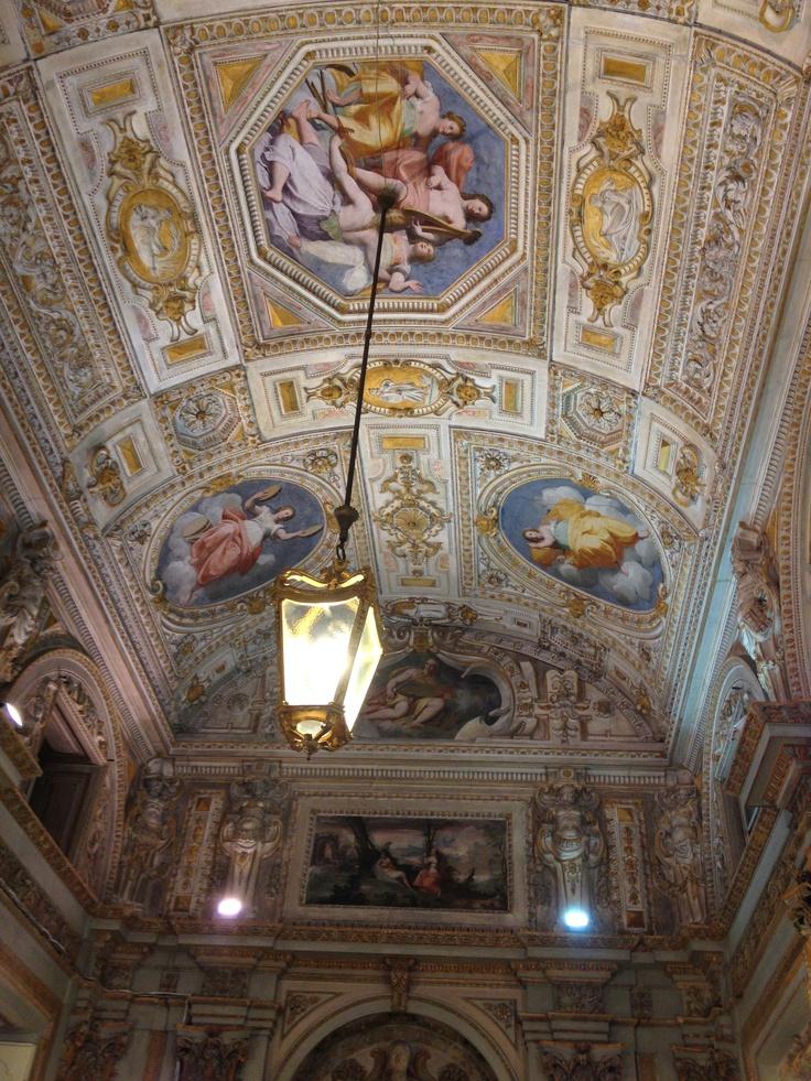 Camera di commercio di #Genova - Palazzo Tobia Pallavicino fa parte dei Palazzi dei Rolli, riconosciuti dall'UNESCO patrimonio dell'umanità. #arte #liguria