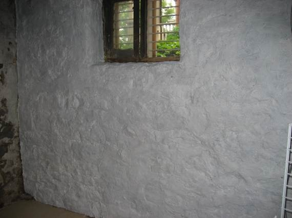 Stucco Walls Basements Pinterest Basements And Stucco Walls