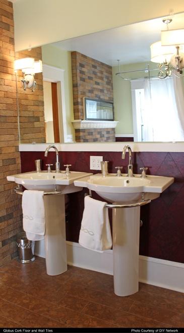 9 best bathroom designs with cork flooring images on - Is cork flooring good for bathrooms ...