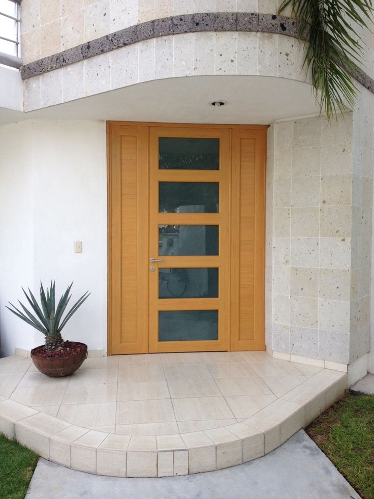 Puerta de aluminio imitacion madera con 1 fijo y puerta - Puertas de aluminio color madera ...