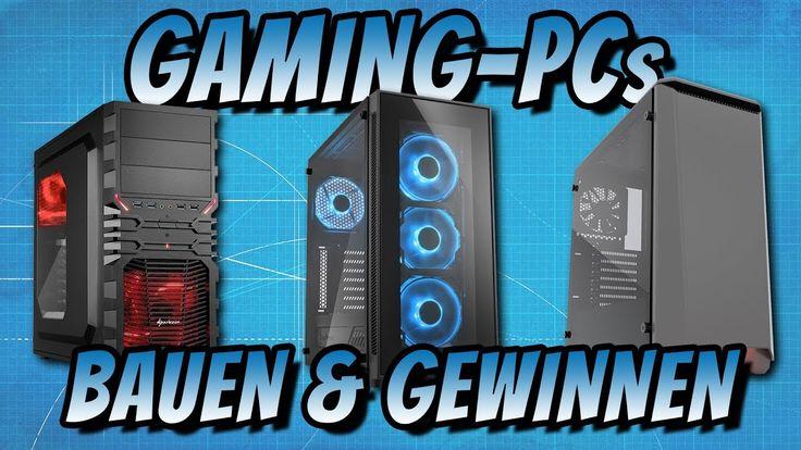 Drei GAMING-PCs zu gewinnen: Team Hölle baut und Ihr könnt abräumen!