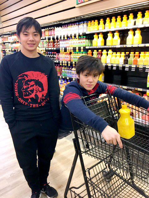 宇野昌磨の心の支えは正反対の弟 生徒会役員、モデルも - 2018平昌オリンピック(ピョンチャンオリンピック)- 五輪特集:朝日新聞デジタル