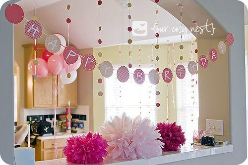 birthday banner | Flickr - Photo Sharing!