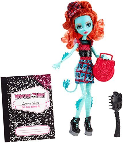 Monster High Monster Exchange Program Lorna McNessie Doll Monster High http://smile.amazon.com/dp/B00MZ6BYMK/ref=cm_sw_r_pi_dp_.8XIub09N1YQY